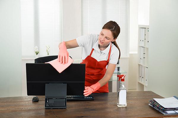 Métiers de la propreté - Agent d'entretien